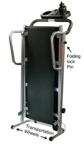 Phoenix treadmill foldable