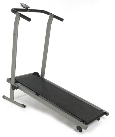 Stamina workout treadmill