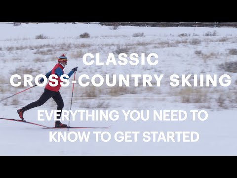 Classic Cross-Country Skiing for Beginners: Everything You Need to Know to Get Started || REI
