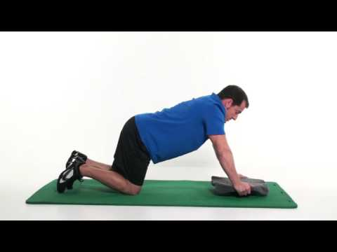 Exercise of the Week: Wobble board push up