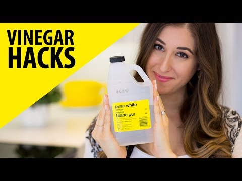 5 AMAZING Vinegar HACKS!