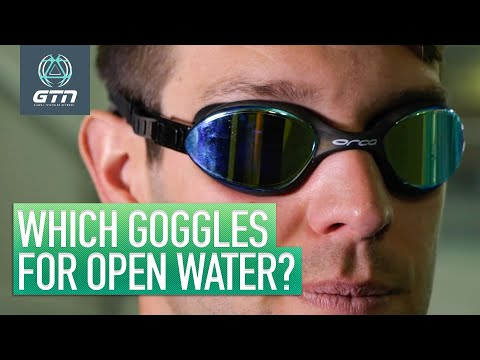 Which Goggles For Open Water Swimming?