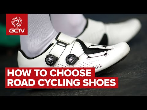 All You Need To Know About Cycling Shoes | GCN's Guide To Cycling Footwear