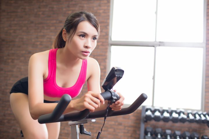 best spin bike for tall people