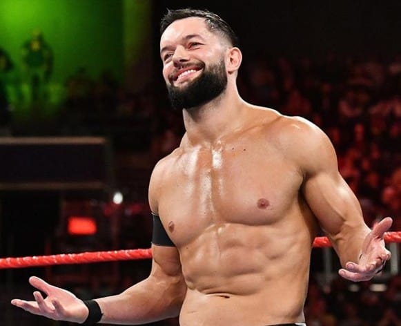 Finn Balor Workout