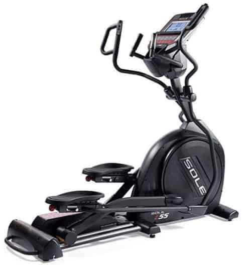 Sole Fitness E55 Elliptical Machine