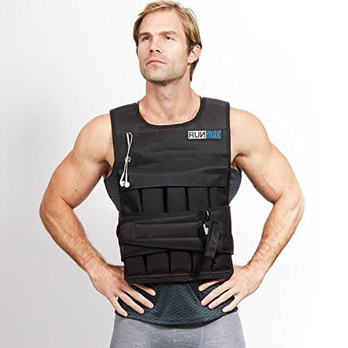 RunFast Max weighted vest