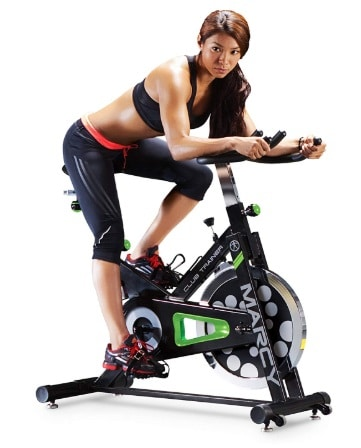 Marcy XJ-3220 Club Revolution Cycle Trainer