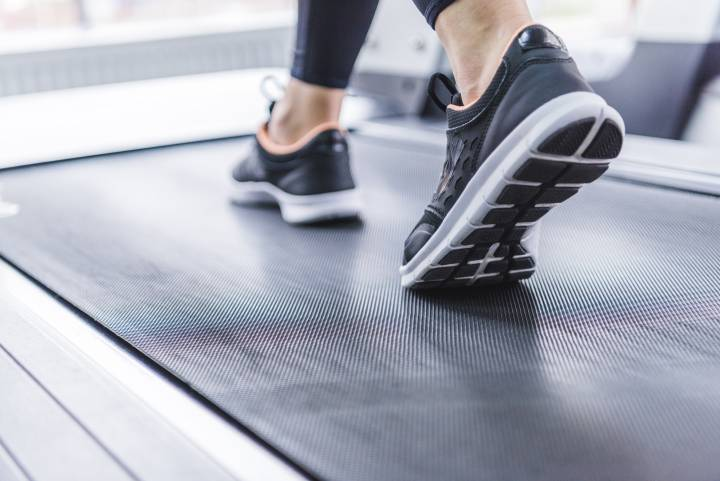 Treadmill for Walking