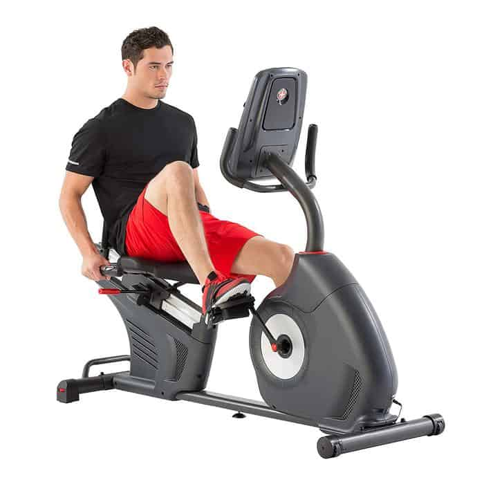 Schwinn 270 Recumbent Bike Review 1