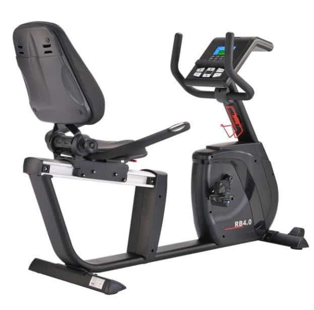 Recumbent Bike vs. Elliptical Trainer