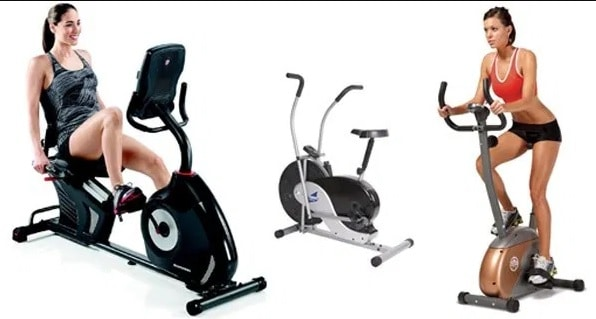 Recumbent vs. Upright Exercise Bike