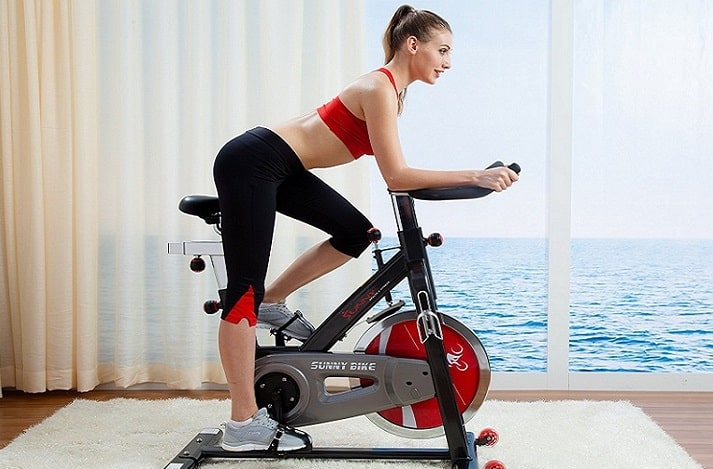 Spin Bike Workouts for beginners to lose weight