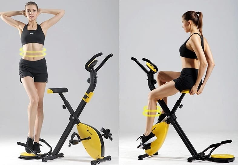 Will an exercise bike help to lose weight