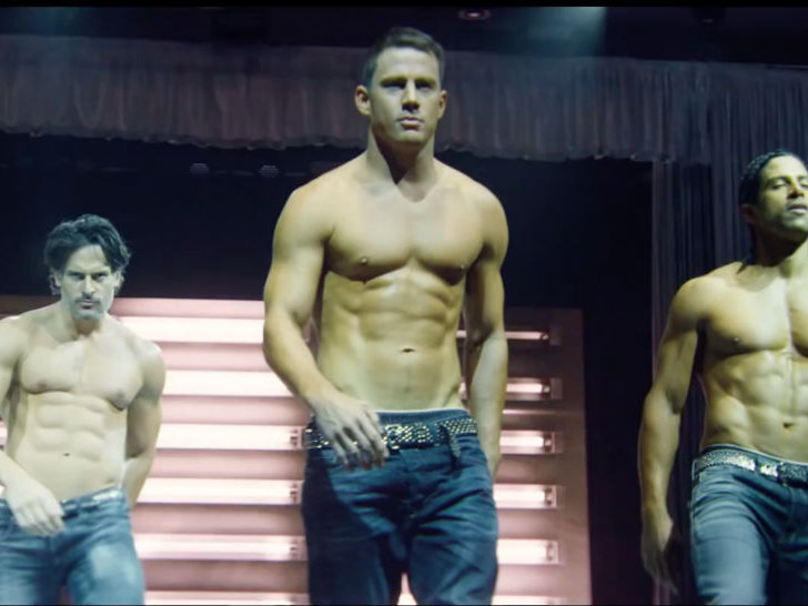 Channing Tatum body
