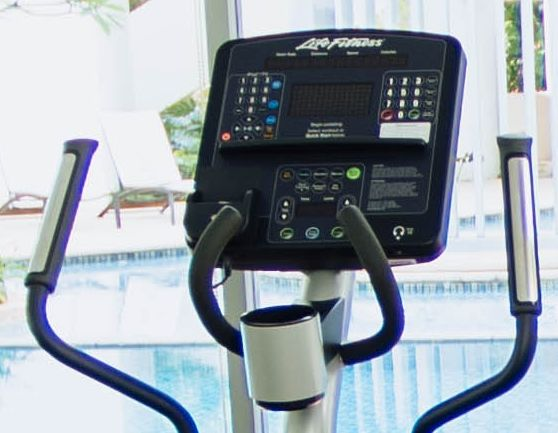 Expensive ellipticals can come with fairly detailed control panels
