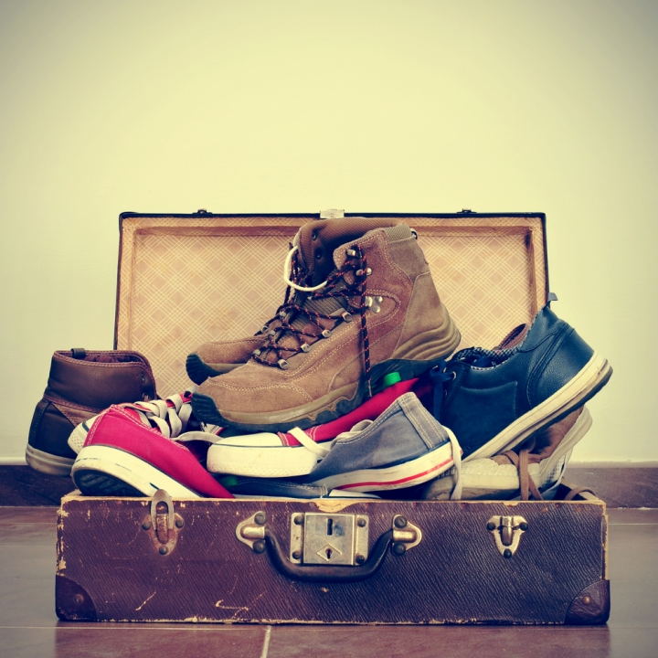 Best Way to Pack Shoes for Moving