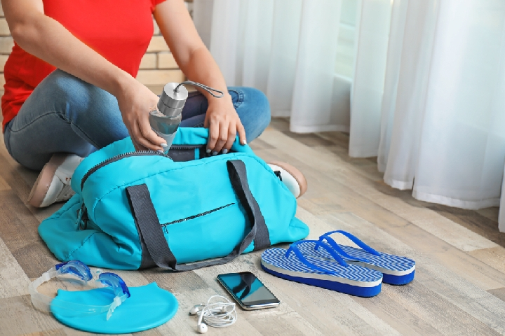 Best Gym Bags For Swimmers