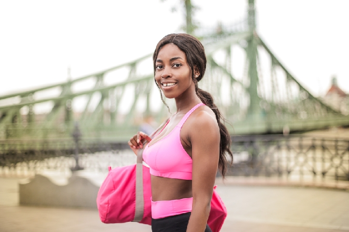 Most fashionable Gym Bags for Women