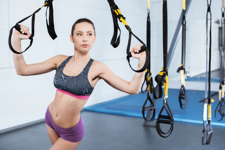 Best Alternative To TRX Suspension Trainer