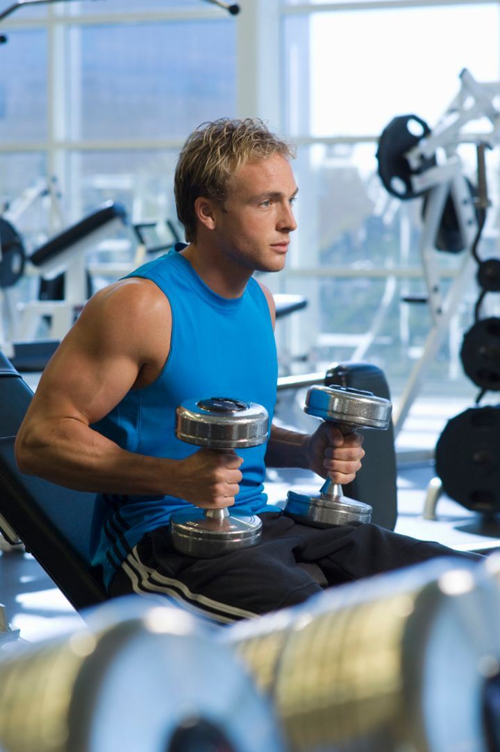 Best Machine For Upper Body Workout