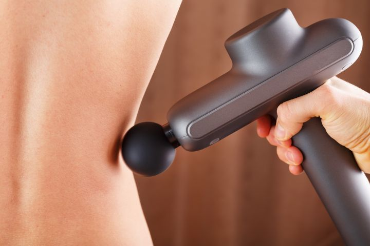 Best Massage Gun for Lower Back Pain