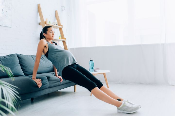 Best Maternity Workout Capris