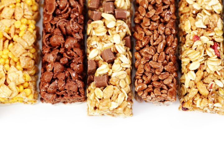 Best Pre-Workout Protein Bars