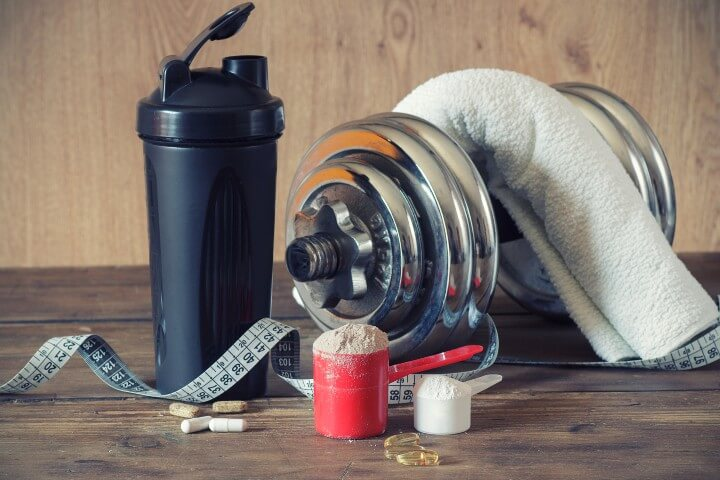 Types of Pre-Workout Supplement